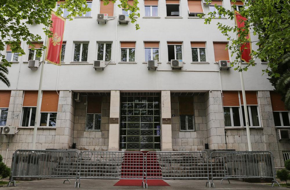 Saslušaće čelnike bezbjednosnog sektora zbog događaja na Cetinju