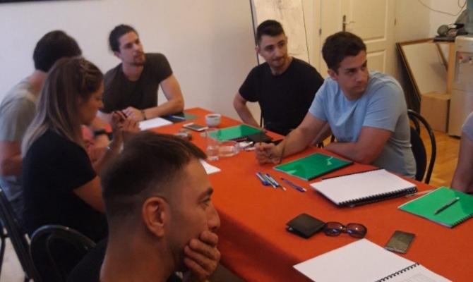 """Kraljevsko pozorište: Počele probe za komad """"Balkan boys"""""""