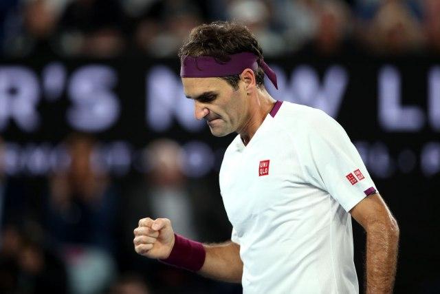 Federer u četvrtfinalu Australijan opena
