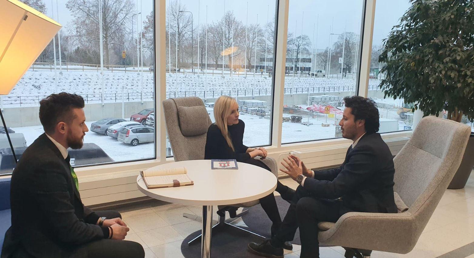 Abazović - Ohisalo: Podrška Finske jačanju vladavine prava