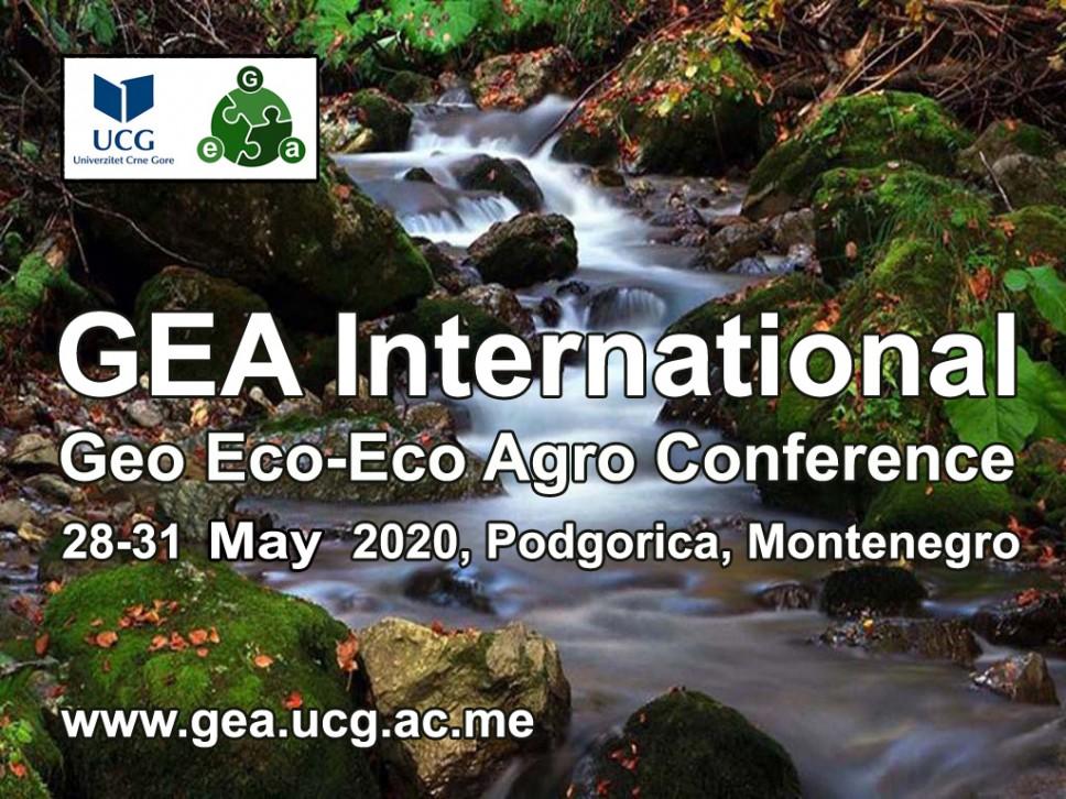 U maju: Na UCG naučnici svijeta o geografskim, ekološkim i agro temama