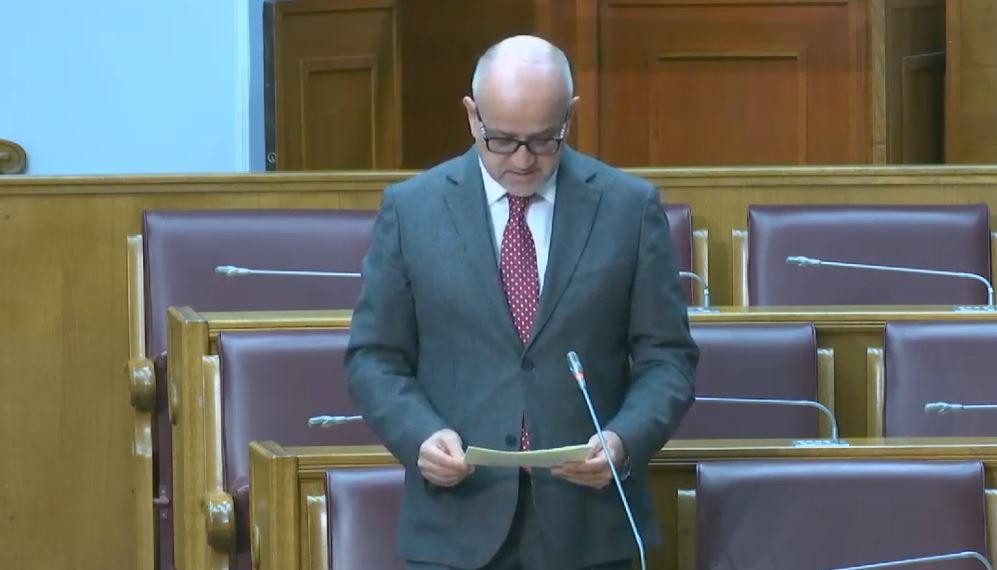 Darmanović odgovarao na pitanja poslanika