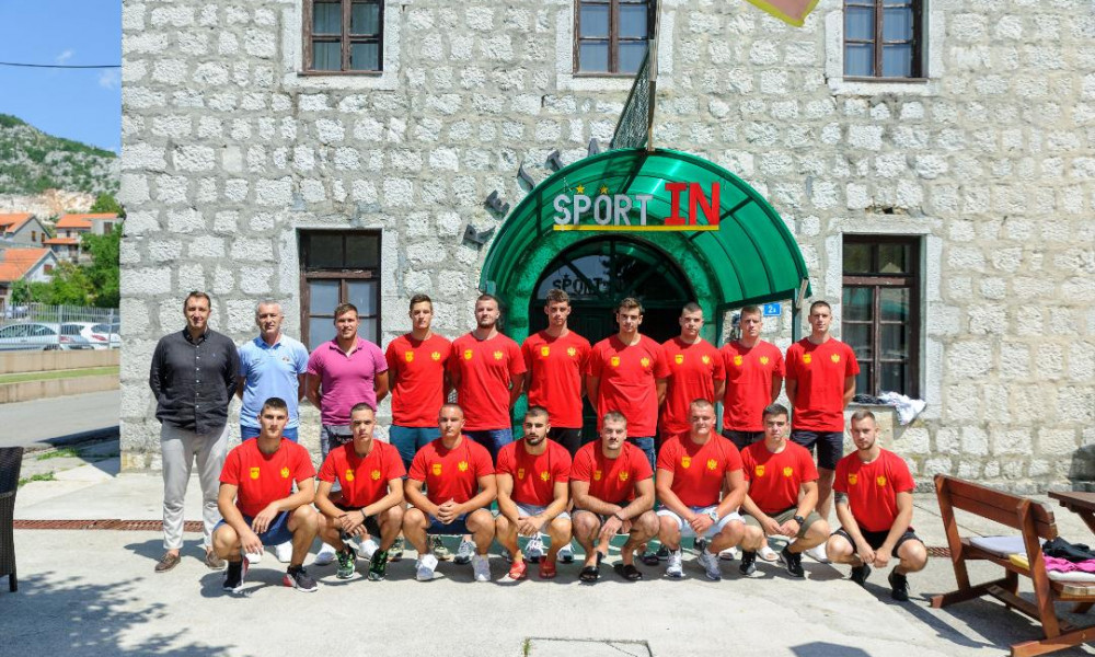 Mladi lavovi se okupili na Cetinju