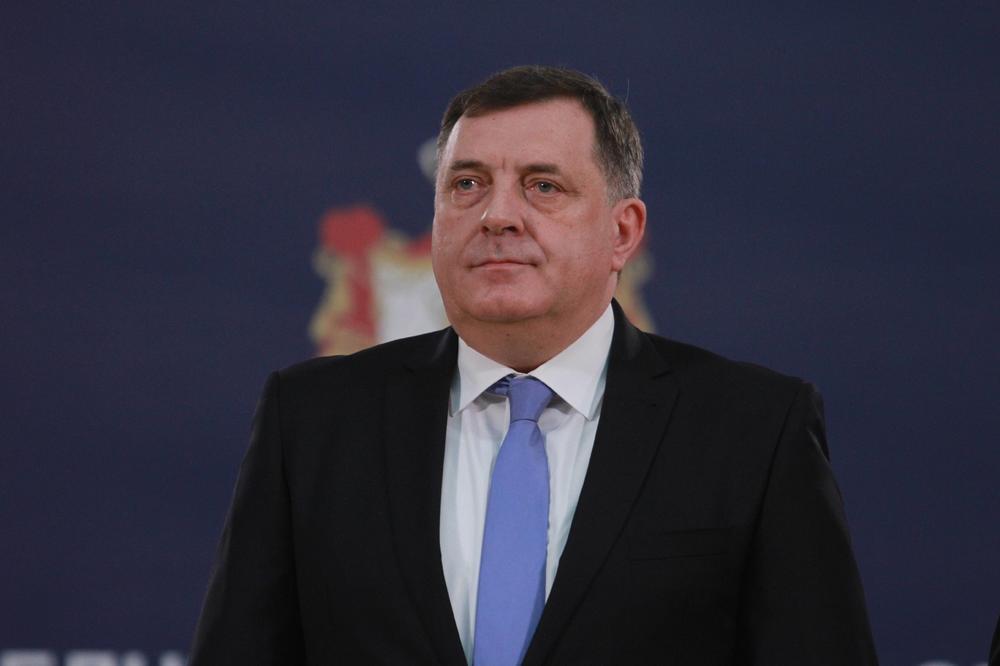 Dodik bio u hotelu kad je Davidović ranjen