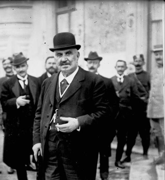 PISMO KRALJA NIKOLE PREDSJEDNIKU SAD VUDROU VILSONU (1919)
