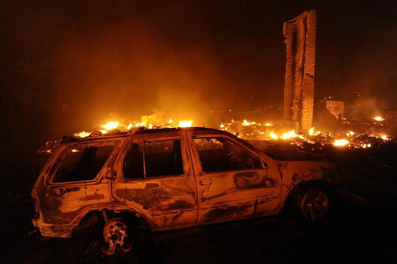 Za noć izgorjelo sedam automobila