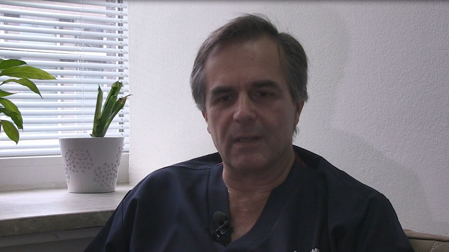 Italijanski kardiohirurg: Zdravstvene usluge za pacijente sa srčanim oboljenjima u KCCG na visokom nivou