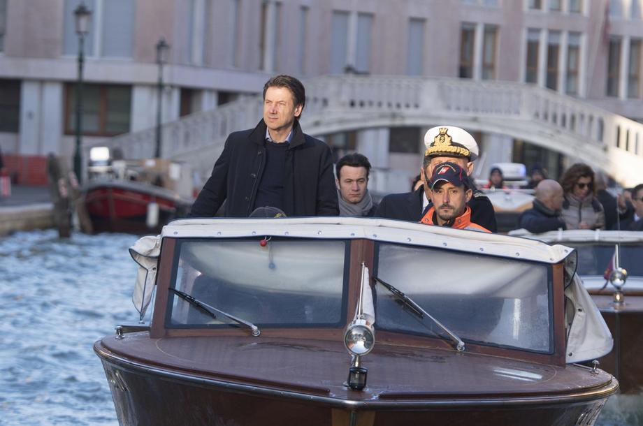 Vlada proglasila vanredno stanje u Veneciji