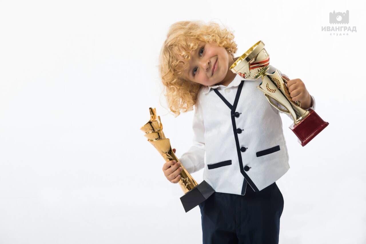 Najljepši dječak svijeta - naš Viktor, otvara Serbia kids fashion week