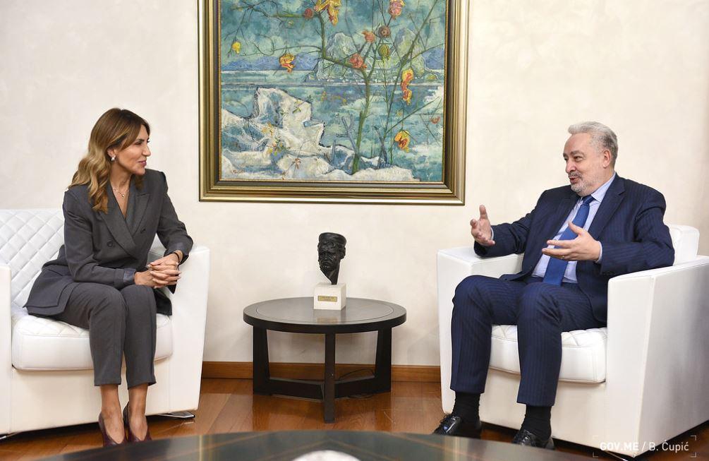 Krivokapić – Bregu: Regionalna saradnja podsticaj za ubrzanje procesa evropskih integracija