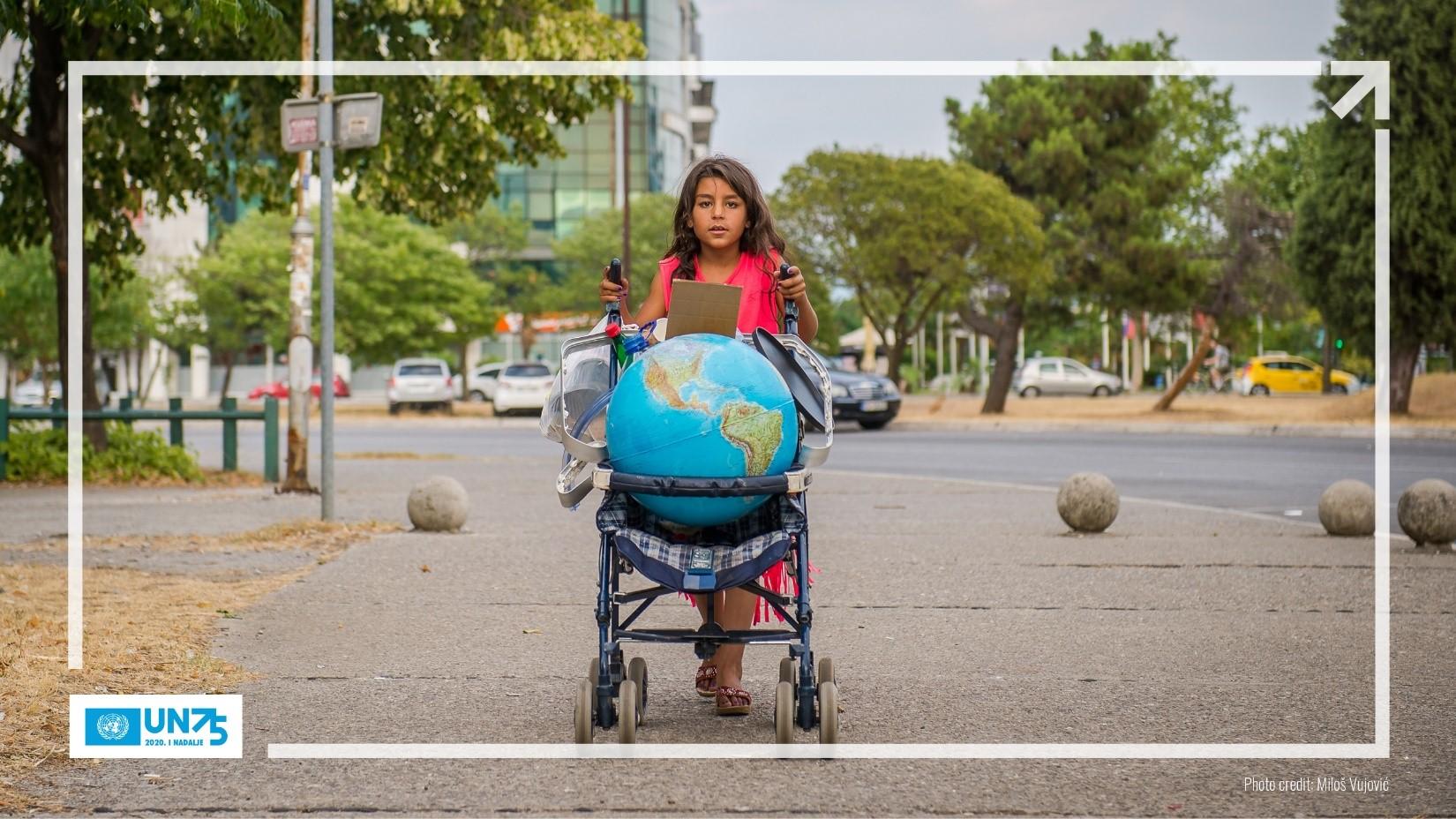 UN75: Zajednički odgovor na globalne izazove važniji nego ikad