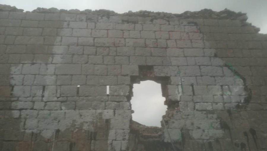 Uklonjen uvrjedljivi grafit na Tabiji