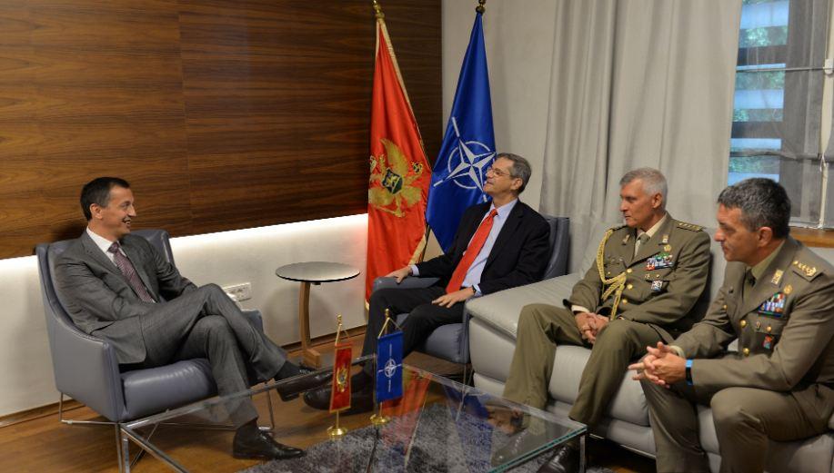 Nastupna posjeta izaslanika odbrane Republike Italije