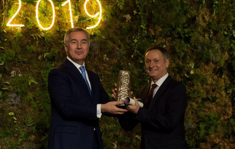 Đukanović uručio nagradu najboljem hotelu ''Iberostar Heritage Grand Perast''