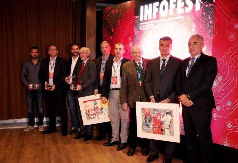 Projekat Crnogorskog Telekoma nagrađen na Infofestu 2019