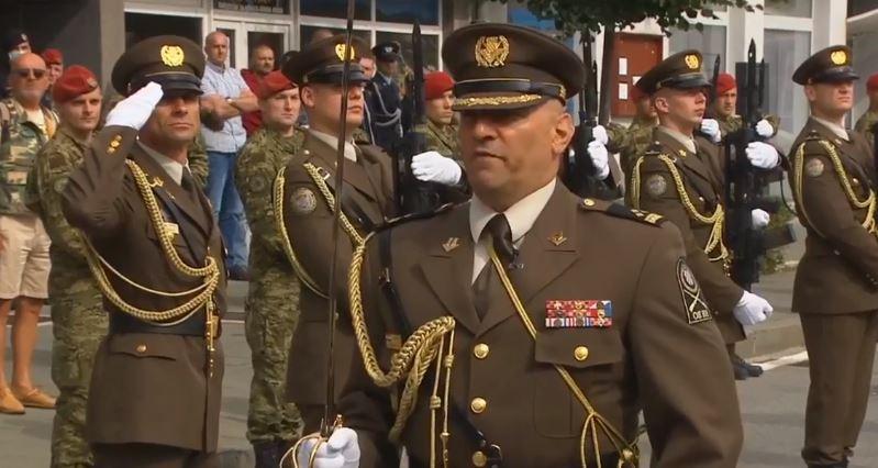 Proslava akcije Oluja u Kninu; Milanović: Živjela hrvatska pobjeda, kao sunce visoka