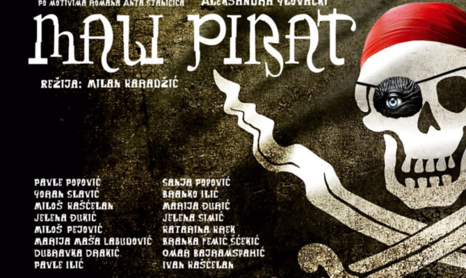 """Mali Pirat"" večeras u Tivtu"