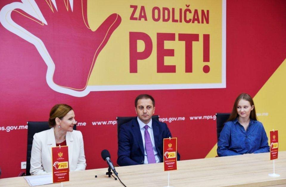 Šehović: I ove godine pola miliona za Fond za talente