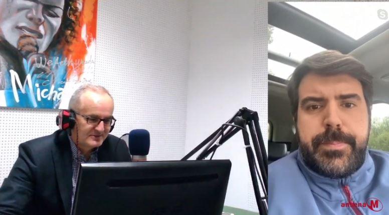Poslušajte Drugačiju radio vezu: Gost Ljubo Filipović
