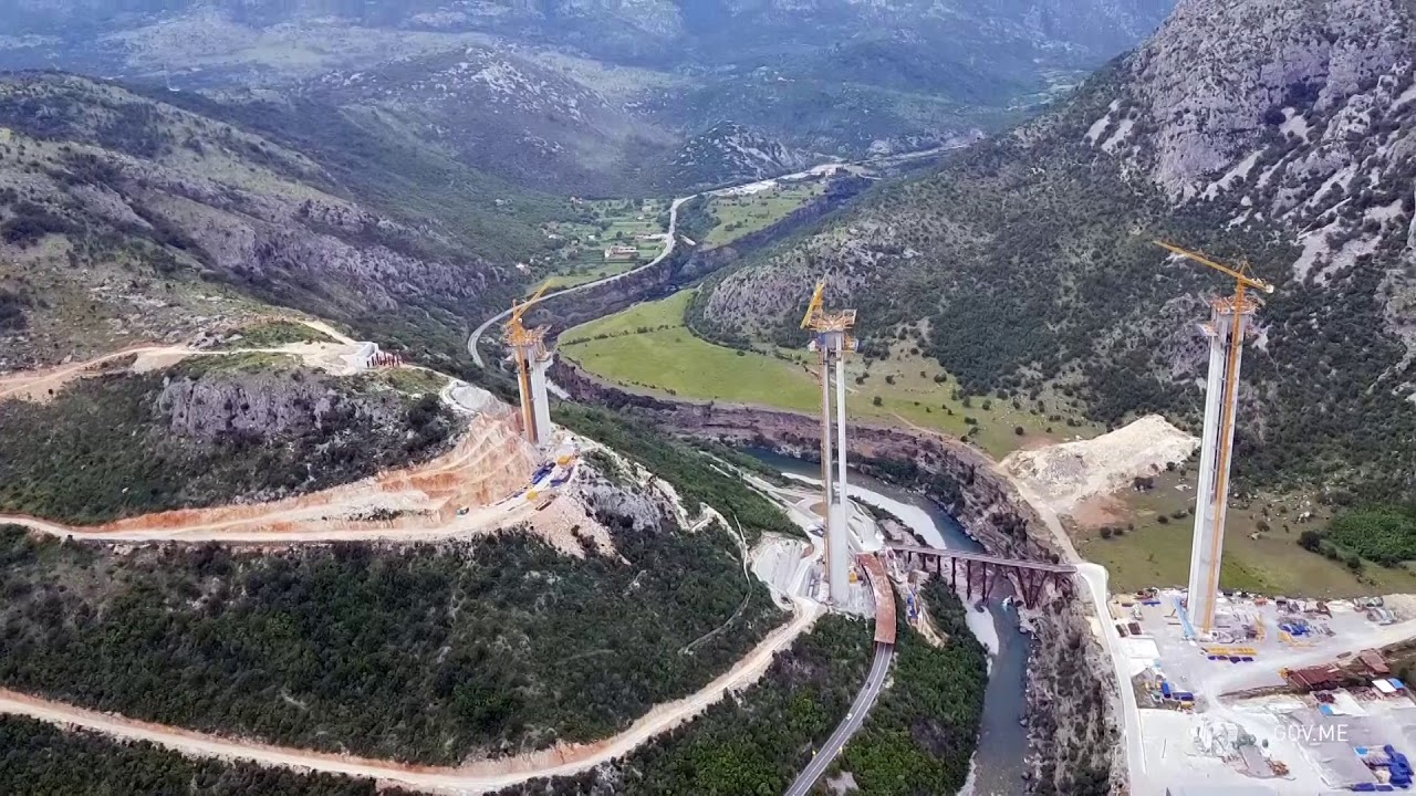 Za napajanje auto-puta Monteput se zadužuje preko 30 miliona eura