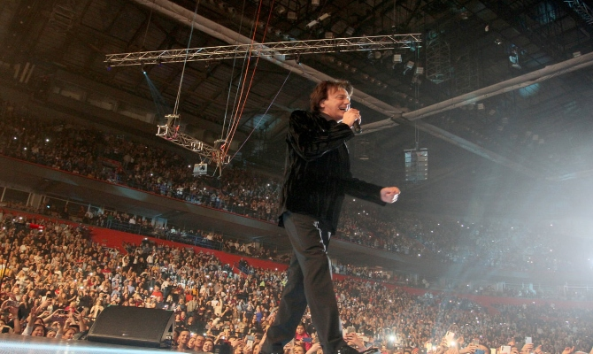Zdravko Čolić održao dva od pet najavljenih koncerata