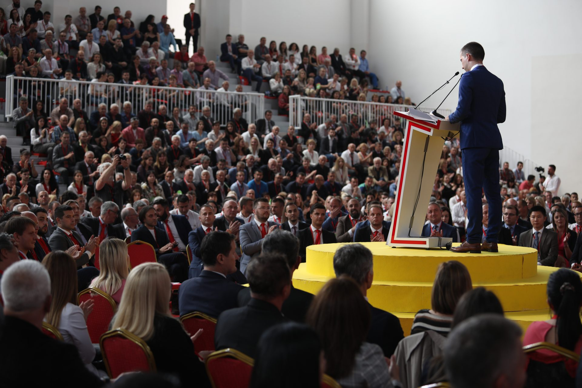 Bečić reizabran na funkciju predsjednika Demokrata