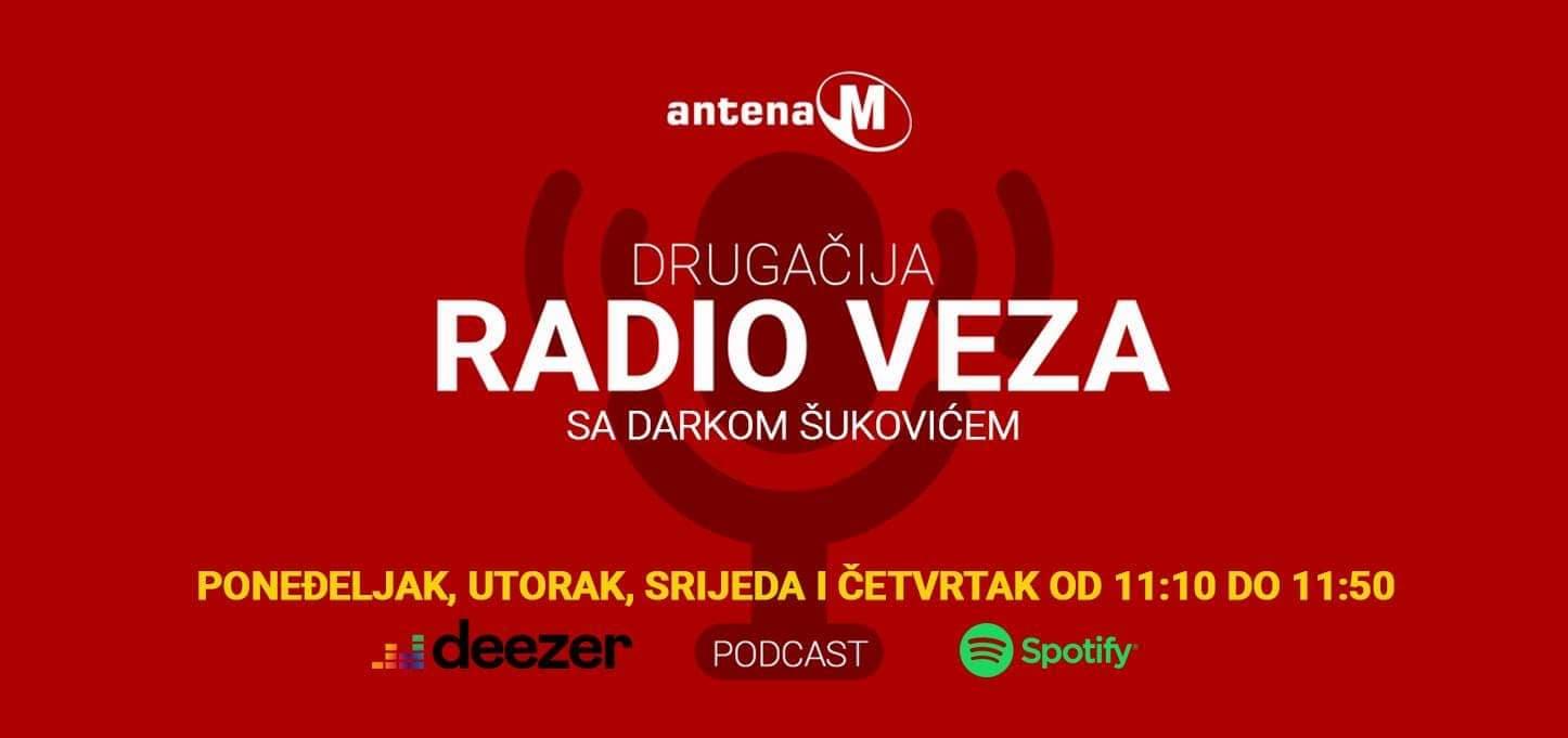 Mijat Lakićević gost u Drugačijoj radio vezi