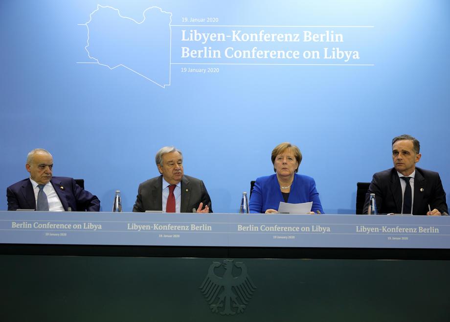 Postignut sporazum o Libiji: Šest ključnih tačaka
