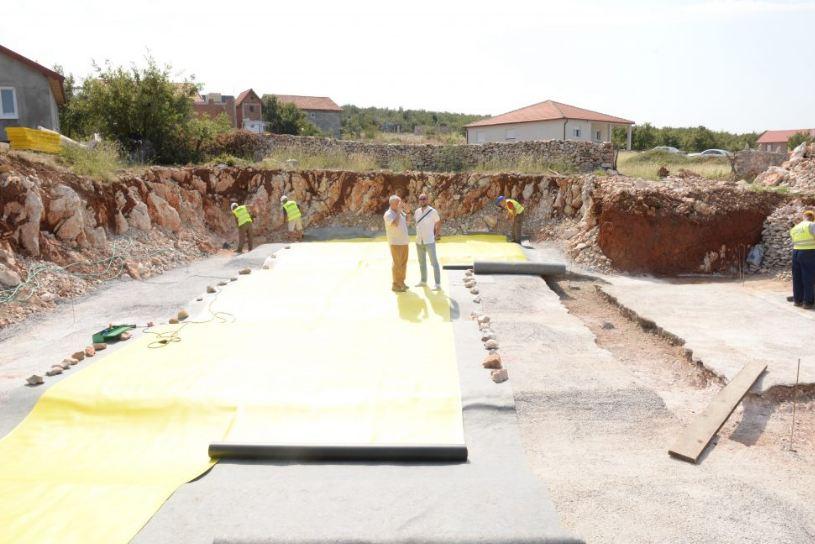 Voda za 700 domaćinstava Kakaricke gore do sredine naredne godine