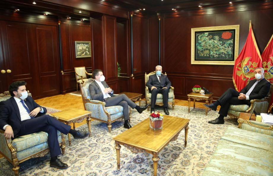 Đukanović i Bečić dobili poziv od Krivokapića za sastanak