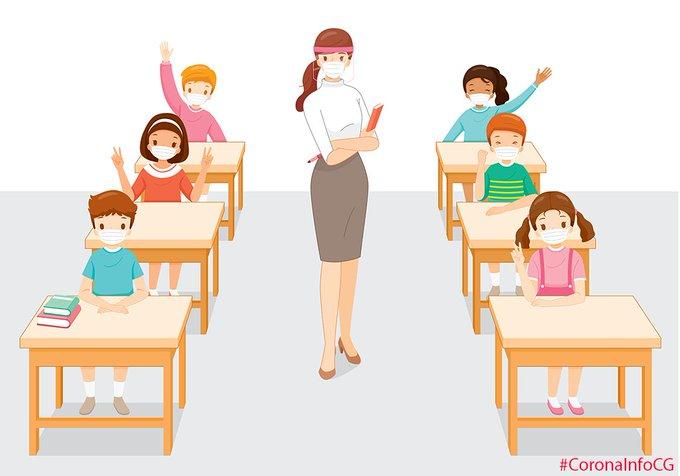 NKT: Priprema za redovan početak školske godine, dozvoljeni politički skupovi do 100 osoba