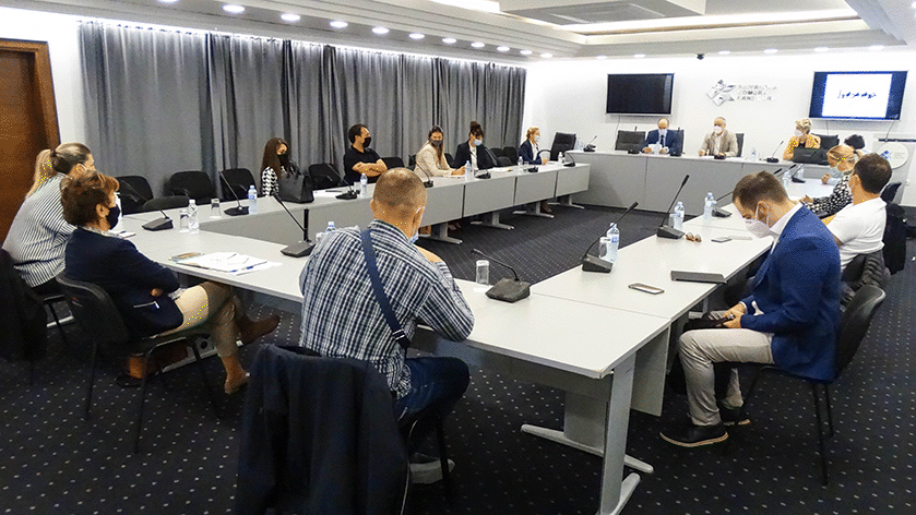 PKCG organizovala predavanje o kriznom menadžmentu: Prilagođavanje  i efektivna komunikacija presudni