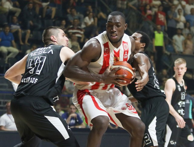 Zvezda povela protiv Partizana 2-1 u finalnoj seriji