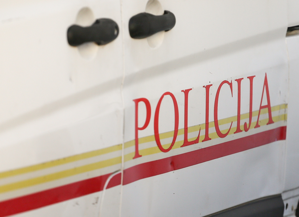 UP: Uhapšena dva strana državljanina