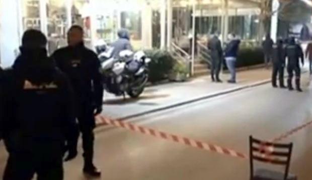 Prvi snimci iz Atine: Likvidacija škaljaraca u 30 sekundi