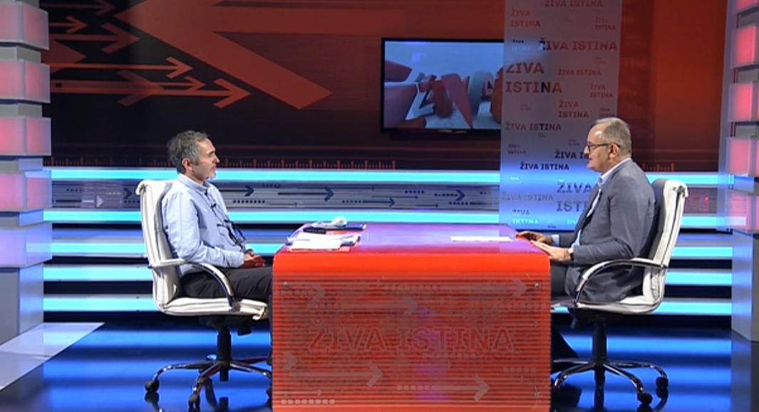 Laušević: Kad nema vakcine, protiv epidemije se ne može demokratijom, nego vojničkom disciplinom