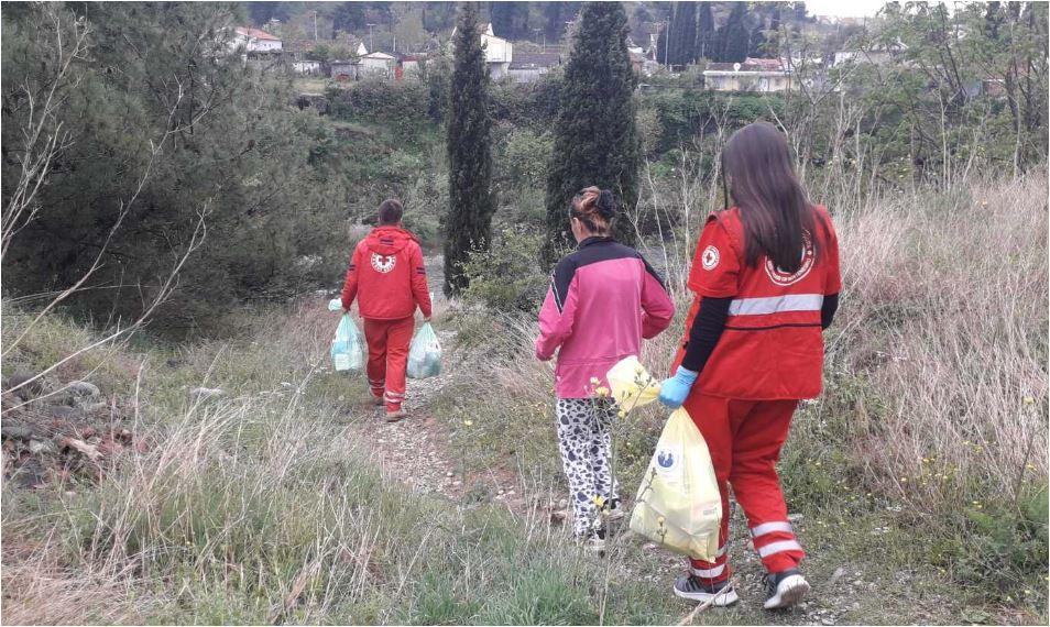 Crveni krst: Od početka pandemije građanima na raspolaganju 450 volontera
