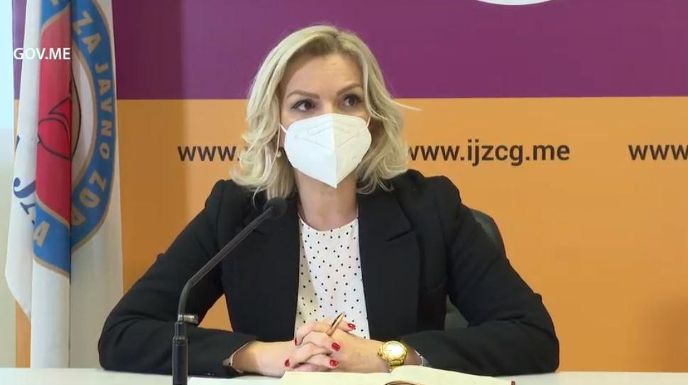 Borovinić Bojović: Crna Gora blizu potpunog zaključavanja