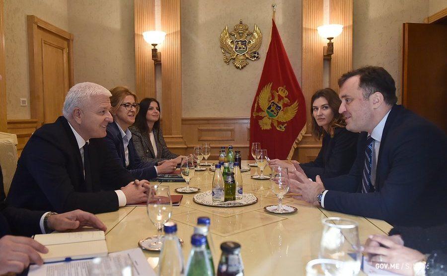 Marković razgovarao sa predstavnicama CEMI-ja