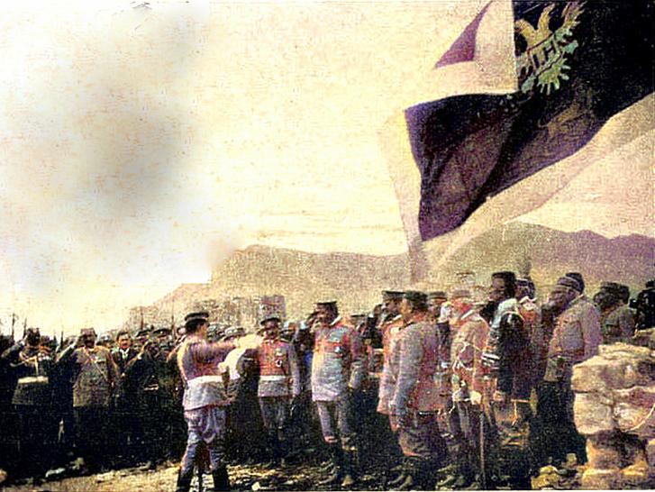 O zastavi i grbu Knjaževine Crne Gore (9)