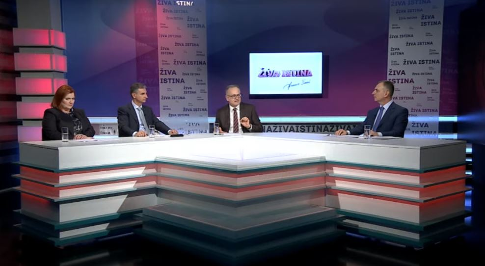 Pogledajte cijelu Živu istinu, gosti Hrapović, Mugoša i Orban