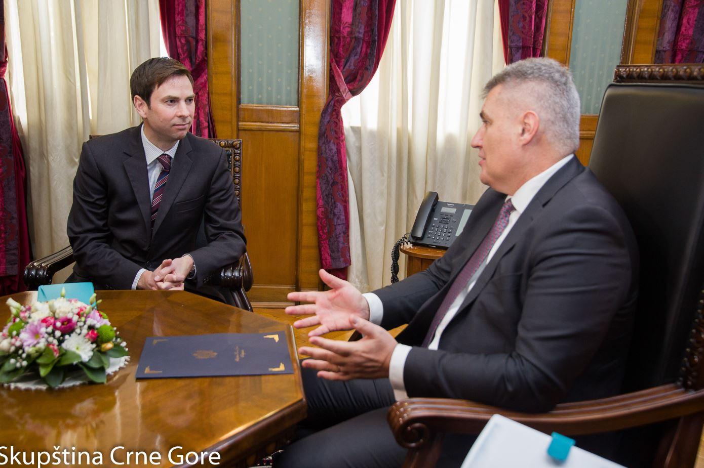 Ujedinjeno Kraljevstvo nastavlja podršku reformama u Crnoj Gori
