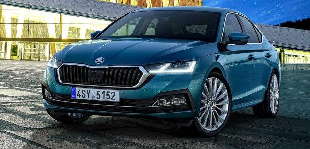 Stigla je – nova Škoda Octavia