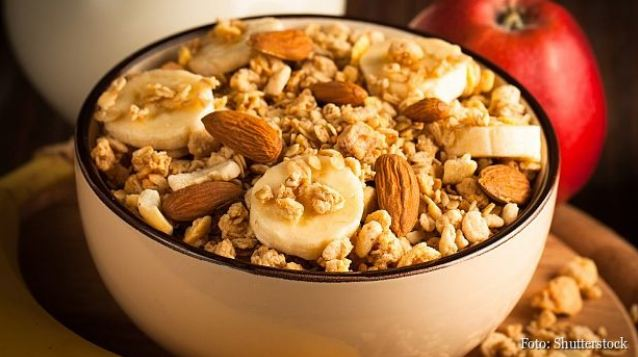 Domaći musli za zdrav i hranljiv doručak