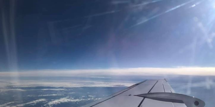 Požar u ruskom avionu, evakuisano 187 putnika