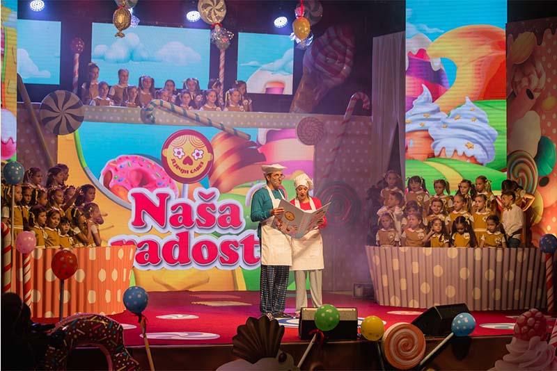 Festival dječije pjesme Naša radost ove godine u drugačijem izdanju