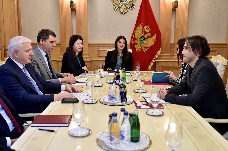 Marković razgovarao sa predstavnicima CDT-a