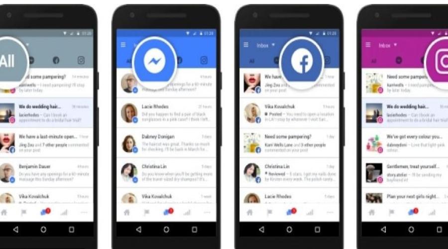 Velika promjena: Facebook povezuje tri najpopularnije aplikacije