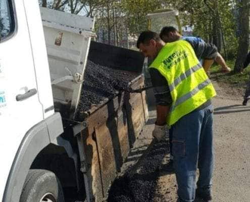 Za rekonstrukciju putne infrastrukture 2.750.000 eura
