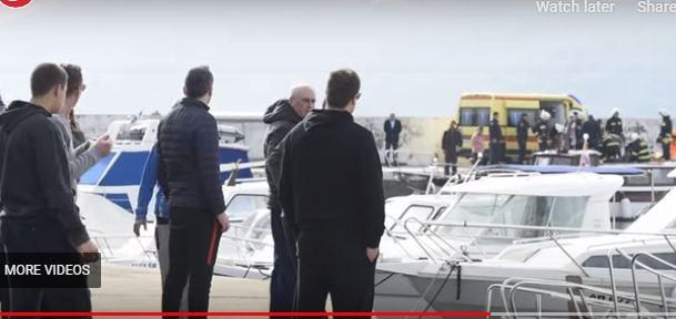 Nesreća na Jadranu: Vojni helikopter pao u more, ima stradalih